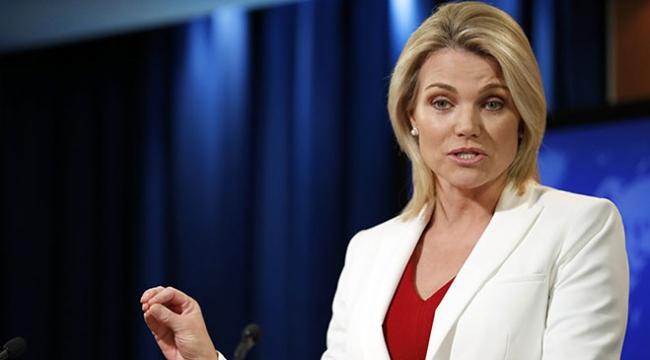 ABD Dışişleri Bakanlığı Sözcüsü Nauert: Kerkük petrol ihracatının yeniden açılması olumlu