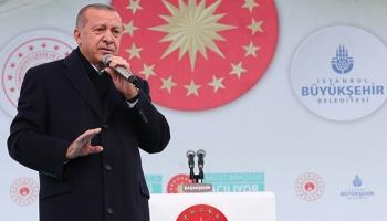 Cumhurbaşkanı Erdoğan: Hedefimiz her şehrimize en az birer millet bahçesi kazandırmak