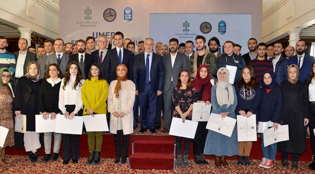 Medya Okulu ve Sinema Akademisi öğrencileri sertifikalarını aldı