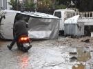 Bodrum'da sağanak sele neden oldu