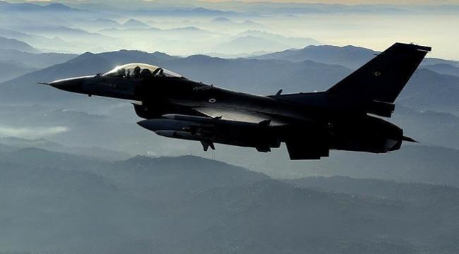 Irakın kuzeyine hava harekatı: 6 terörist etkisiz hale getirildi