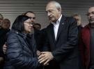 CHP Genel Başkanı Kılıçdaroğlu'ndan Bircan ailesine taziye ziyareti