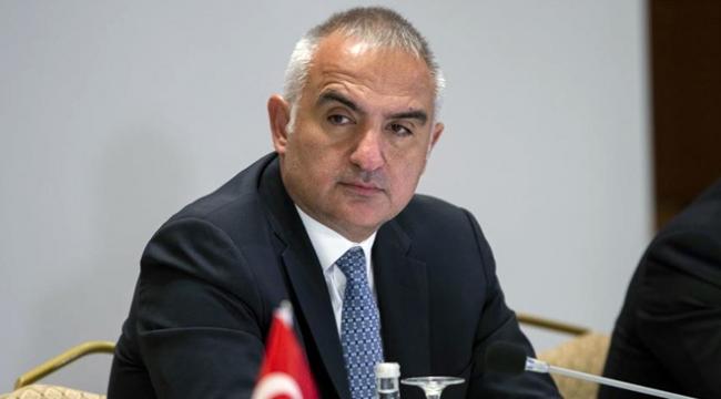 Kültür ve Turizm Bakanı Ersoy: Turizmde büyüme devam edecek