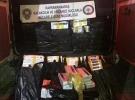 Kahramanmaraş'ta kaçakçılık operasyonu: 8 bin paket sigara ele geçirildi