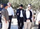 İsrail Tarım Bakanından Mescidi Aksa'ya baskın