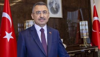 Cumhurbaşkanı Yardımcısı Fuat Oktay Sudana gidecek