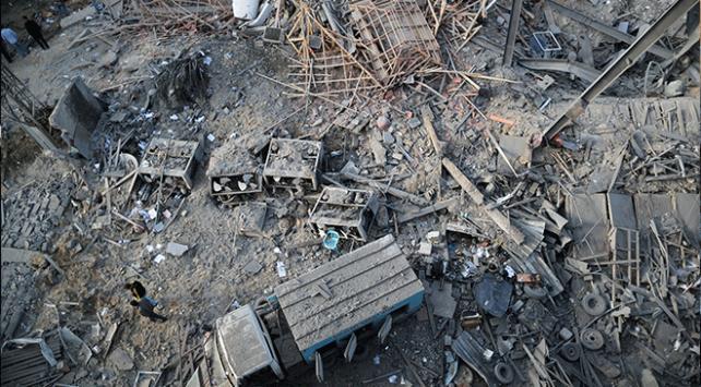 İsrailin son Gazze saldırısının geride bıraktığı yıkım