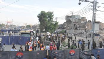Pakistanda düzenlenen 2 ayrı saldırıda 5 asker hayatını kaybetti
