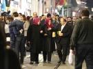 Bakan Varank ve Selçuk İstiklal Caddesi'nde