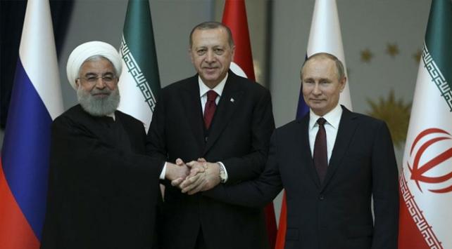Suriye konulu 11. Astana toplantısı 28-29 Kasımda yapılacak