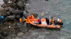 Adada mahsur kalan düzensiz göçmenler kurtarıldı
