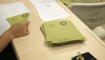 Yerel seçim takvimi 1 Ocaktan itibaren işlemeye başlayacak