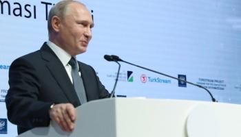 Rusya Devlet Başkanı Putin: Hedef 100 milyar dolarlık ticaret hacmi