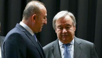 Dışişleri Bakanı Çavuşoğlu Guterres ile Kaşıkçı cinayetini görüştü