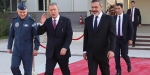 Bakan Akar ve MİT Başkanı Fidan Rusyada