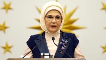 Emine Erdoğan: Çocuk işçiliğiyle hep birlikte mücadele etmeli