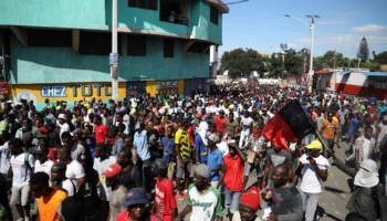 Haitide hayatını kaybedenlerin sayısı 8e yükseldi