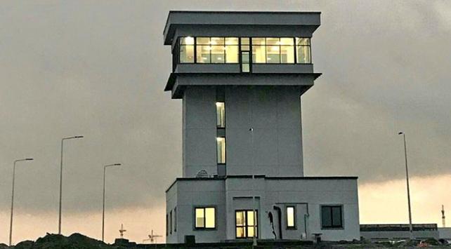 İstanbul Havalimanına yapılan Meteoroloji Kulesi ile Türkiyede bir ilk gerçekleştirildi
