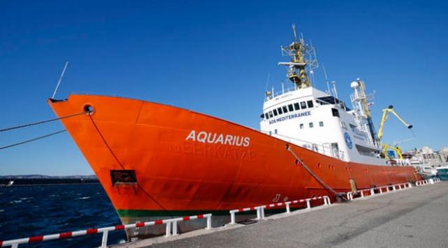 İtalya ünlü arama kurtarma gemisine el koymaya çalışıyor