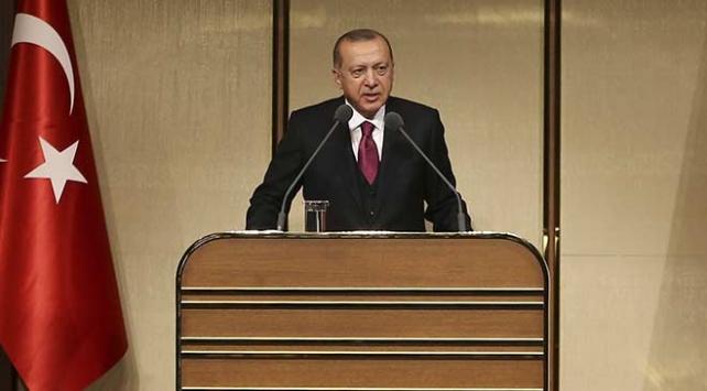 Cumhurbaşkanı Erdoğan'dan AİHM'e: Bunun adı terörperestliktir, terör seviciliktir
