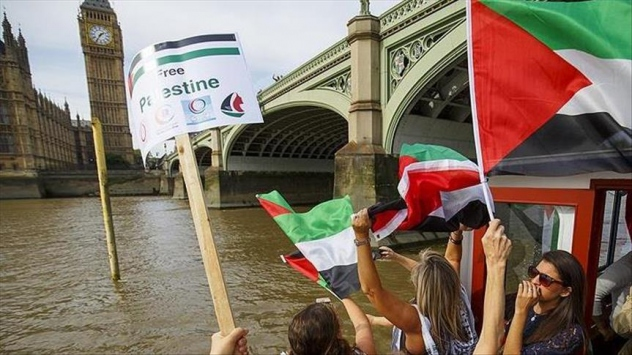 İngiltere'nin Filistin'i tanıması için yasa tasarısı Avam Kamarası'na sunuldu