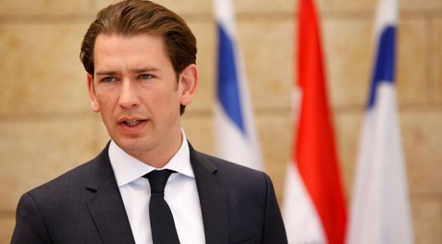 Avusturya Başbakanı Kurz Müslüman göçmenleri hedef aldı