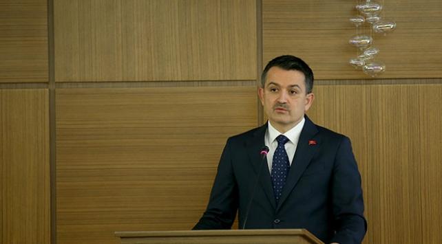 Tarım ve Orman Bakanı Pakdemirli: Çiftçilere tarımsal destek ödemeleri başlıyor