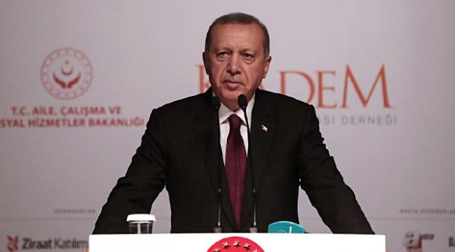 Cumhurbaşkanı Erdoğan: Kültür köklerimizde cinsiyet ayrımcılığı yoktur