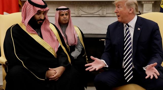 Trump yönetimi ve Suudi Arabistan'ın Ortadoğu ortaklığı