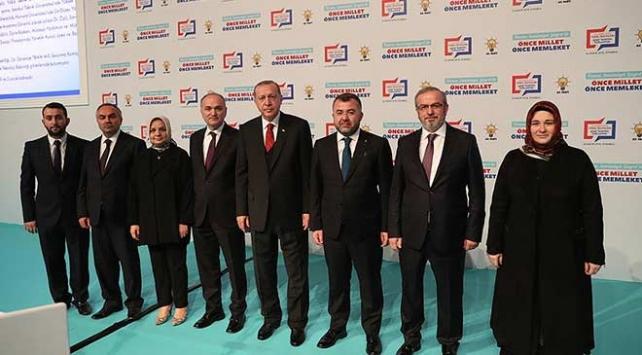 AK Partinin 40 adayından 3ü eski bakan