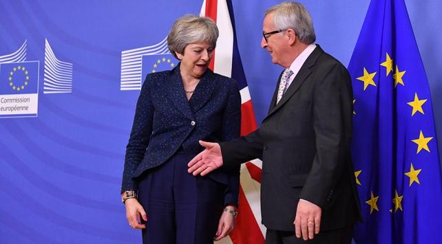 AB Brexit anlaşmasını onayladı