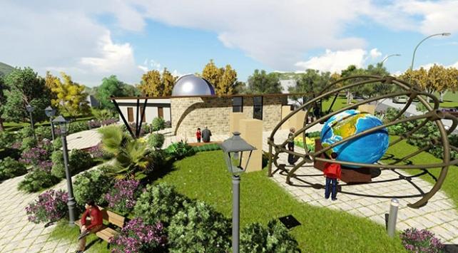 Harranda astronomiye hizmet için gözlemevi kuruluyor