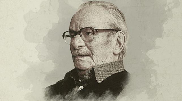 Garip akımının son temsilcisi Melih Cevdet Andayın vefatının 16. yılı