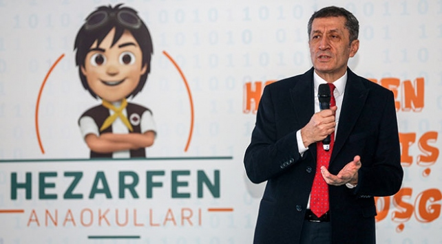 Milli Eğitim Bakanı Selçuk: Çocuklarımızın geleceği için daha güzel şeylere imza atacağız