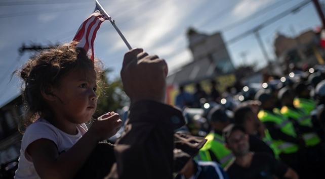 ABD sınırındaki göçmen sayısı 9 bine ulaştı