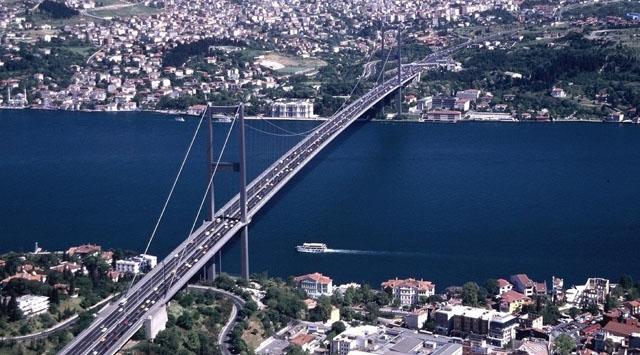 Boğaz köprüleri bakıma alınıyor