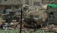 İsrail Su Kuyularına Saldırıyor