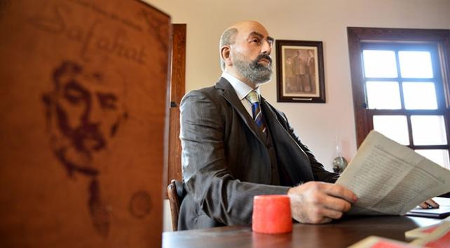 Vatan şairi Mehmet Akif Ersoyun hayatı belgeselde anlatılacak