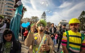 """Gazzede """"Sokak Karnavalı"""""""