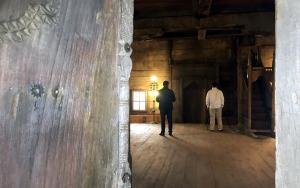650 yıllık çivisiz cami hem ibadete hem turizme kazandırıldı