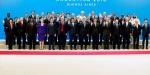 Liderler G-20 Zirvesinde buluştu