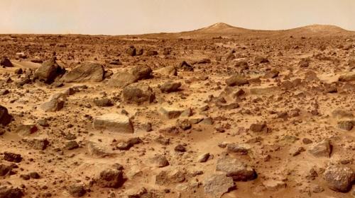 """""""Kızıl Gezegen""""de yaşam mümkün mü?"""