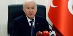 MHP Genel Başkanı Bahçeli: Karşılıklı jestler olabilir