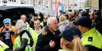 """""""Sarı yelekliler""""in protestosu Hollandaya sıçradı"""
