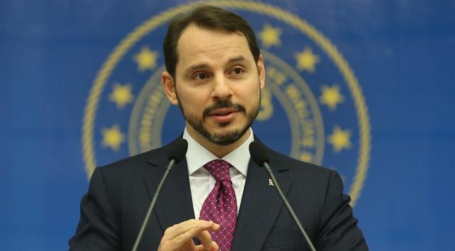 Bakan Albayrak: Ekonomik güvenin arttığı bir ay oldu