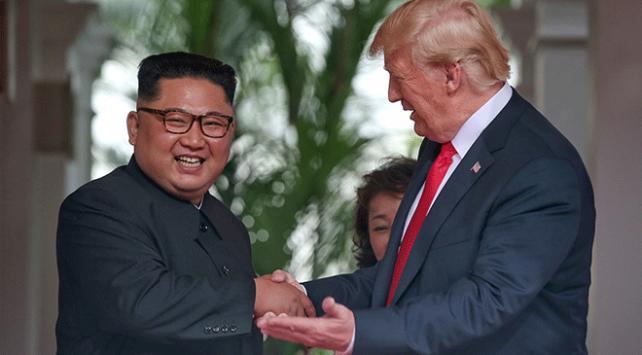 Trumptan Kuzey Kore Lideri Kim ile ikinci zirve sinyali