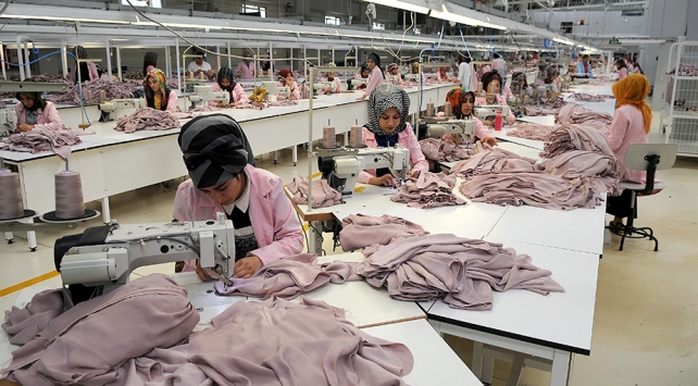 Güneydoğu ihracatının öncüsü tekstil