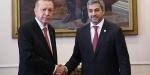 Türkiye Cumhurbaşkanı Erdoğan ve Paraguay Devlet Başkanı Benitez, ortak bildiri yayımladı