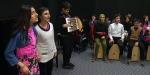 Görme engelli ortaokul öğrencileri koro kurdu