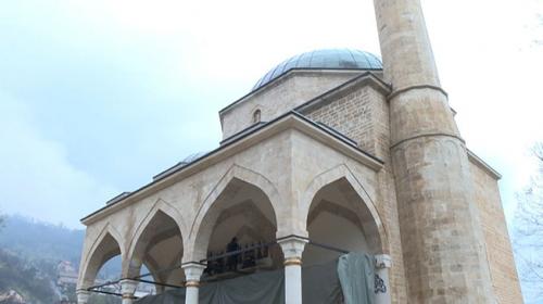 Bosna Savaşında yıkılan Alaca Camii eski ihtişamına kavuşacak